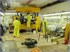Furnell Transport with ABNC Cyclotron decommissioning